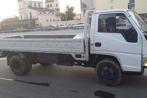 Автомобиль JMC Carrying JX1051, отличное состояние, 2008 года выпуска, цена 245 000 руб., Одинцово
