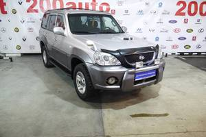 Авто Hyundai Terracan, 2003 года выпуска, цена 410 000 руб., Москва