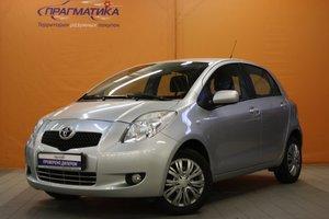 Авто Toyota Yaris, 2007 года выпуска, цена 315 000 руб., Санкт-Петербург