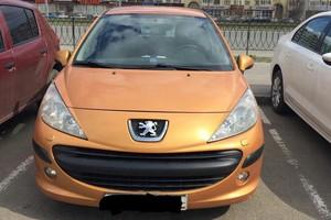 Подержанный автомобиль Peugeot 207, хорошее состояние, 2008 года выпуска, цена 269 000 руб., Казань