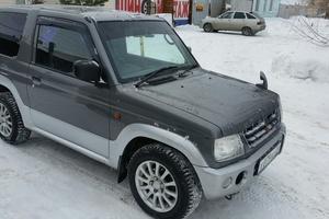 Автомобиль Mitsubishi Pajero Mini, хорошее состояние, 2001 года выпуска, цена 210 000 руб., Оренбург