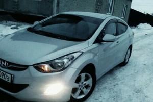 Подержанный автомобиль Hyundai Elantra, отличное состояние, 2011 года выпуска, цена 615 000 руб., Челябинская область