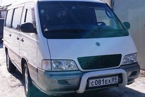 Автомобиль SsangYong Istana, хорошее состояние, 1999 года выпуска, цена 400 000 руб., Новый Уренгой