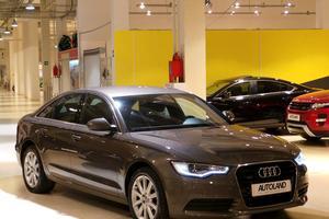 Подержанный автомобиль Audi A6, отличное состояние, 2011 года выпуска, цена 1 155 000 руб., Московская область