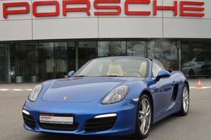 Авто Porsche Boxster, 2014 года выпуска, цена 3 200 000 руб., Санкт-Петербург