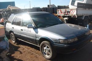 Автомобиль Toyota Sprinter Carib, битый состояние, 1991 года выпуска, цена 40 000 руб., Чита