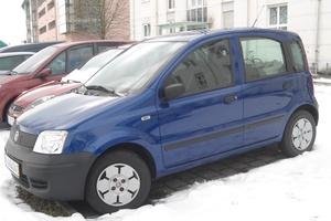 Автомобиль Fiat Panda, хорошее состояние, 2009 года выпуска, цена 200 000 руб., Златоуст