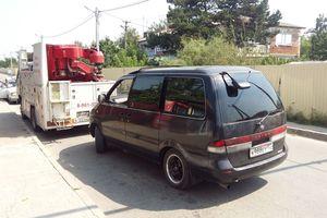 Автомобиль Nissan Largo, хорошее состояние, 1993 года выпуска, цена 250 000 руб., Краснодар
