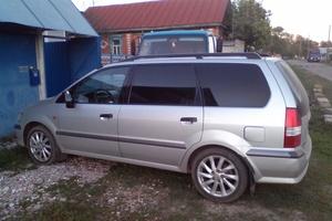 Автомобиль Mitsubishi Space Wagon, отличное состояние, 2000 года выпуска, цена 270 000 руб., Чебоксары
