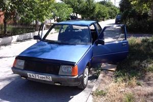 Автомобиль ЗАЗ 1102, отличное состояние, 2001 года выпуска, цена 75 000 руб., Евпатория