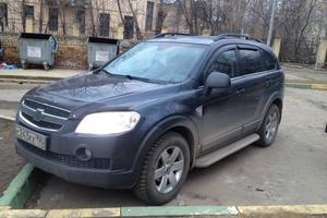 Автомобиль Chevrolet Captiva, хорошее состояние, 2008 года выпуска, цена 555 000 руб., Воскресенск