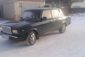 Автомобиль ВАЗ (Lada) 2107, отличное состояние, 2004 года выпуска, цена 60 000 руб., Челябинск