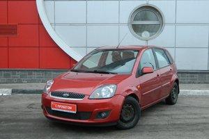 Авто Ford Fiesta, 2007 года выпуска, цена 265 000 руб., Москва