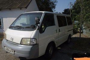 Автомобиль Mazda Bongo, среднее состояние, 2000 года выпуска, цена 110 000 руб., Крым