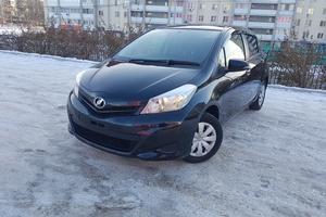Автомобиль Toyota Vitz, отличное состояние, 2012 года выпуска, цена 420 000 руб., Хабаровск
