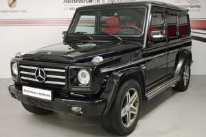 Авто Mercedes-Benz G-Класс, 2008 года выпуска, цена 2 835 000 руб., Москва