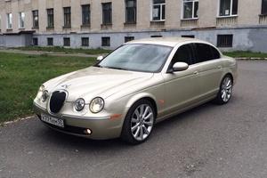 Автомобиль Jaguar S-Type, хорошее состояние, 2006 года выпуска, цена 550 000 руб., Пермь