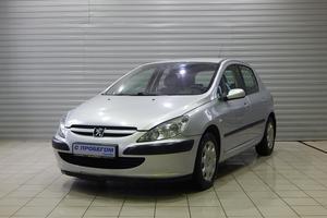 Авто Peugeot 307, 2003 года выпуска, цена 220 000 руб., Москва