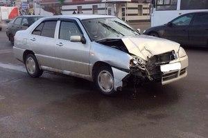 Автомобиль Vortex Corda, битый состояние, 2011 года выпуска, цена 140 000 руб., Симферополь