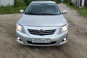 Подержанный автомобиль Toyota Corolla, хорошее состояние, 2007 года выпуска, цена 445 000 руб., Орехово-Зуево