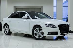 Подержанный автомобиль Audi A4, отличное состояние, 2009 года выпуска, цена 733 333 руб., Москва