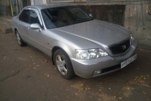 Автомобиль Honda Legend, хорошее состояние, 2001 года выпуска, цена 300 000 руб., Ангарск