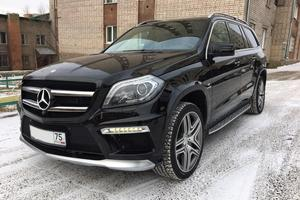 Автомобиль Mercedes-Benz GL-Класс, отличное состояние, 2013 года выпуска, цена 4 900 000 руб., Чита