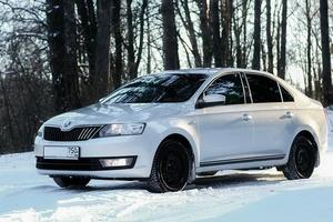 Автомобиль Skoda Rapid, отличное состояние, 2014 года выпуска, цена 599 000 руб., Ступино