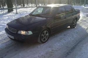 Автомобиль Volvo S70, хорошее состояние, 1997 года выпуска, цена 135 000 руб., Москва