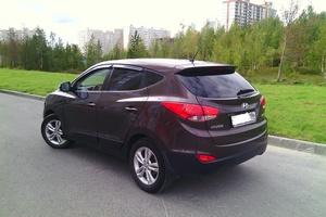 Автомобиль Hyundai ix35, отличное состояние, 2013 года выпуска, цена 1 011 000 руб., Сургут