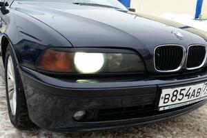 Подержанный автомобиль BMW 5 серия, отличное состояние, 1998 года выпуска, цена 270 000 руб., Московская область