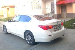 Подержанный автомобиль Infiniti Q50, отличное состояние, 2014 года выпуска, цена 1 750 000 руб., Югорск