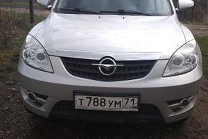 Автомобиль Haima 7, отличное состояние, 2013 года выпуска, цена 460 000 руб., Щекино