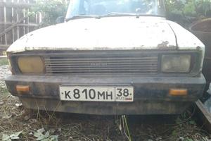 Автомобиль Москвич 2140, среднее состояние, 1987 года выпуска, цена 16 000 руб., Иркутск