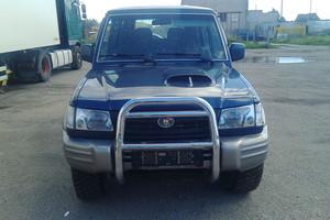 Автомобиль Hyundai Galloper, хорошее состояние, 2001 года выпуска, цена 320 000 руб., Калининград