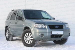 Авто Ford Maverick, 2006 года выпуска, цена 455 000 руб., Екатеринбург