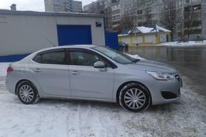 Подержанный автомобиль Citroen C4, отличное состояние, 2013 года выпуска, цена 650 000 руб., Воскресенск