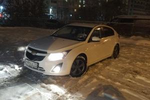 Автомобиль Chevrolet Cruze, отличное состояние, 2014 года выпуска, цена 650 000 руб., Челябинская область