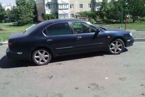 Автомобиль Nissan Cefiro, хорошее состояние, 2002 года выпуска, цена 200 000 руб., Белгород