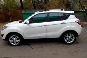 Автомобиль Changan CS35, отличное состояние, 2014 года выпуска, цена 725 000 руб., Москва