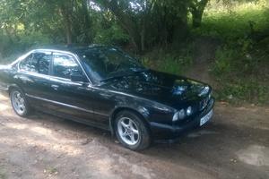 Автомобиль BMW 5 серия, хорошее состояние, 1990 года выпуска, цена 140 000 руб., Смоленск
