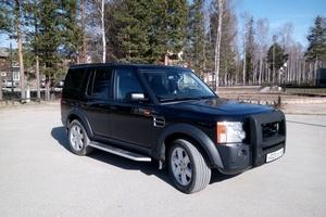 Подержанный автомобиль Land Rover Discovery, отличное состояние, 2007 года выпуска, цена 950 000 руб., ао. Ханты-Мансийский Автономный округ - Югра