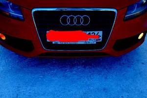 Подержанный автомобиль Audi A4, хорошее состояние, 2008 года выпуска, цена 600 000 руб., Красноярск