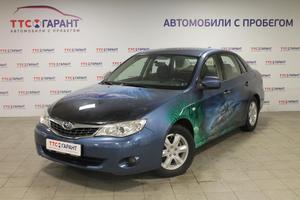 Подержанный автомобиль Subaru Impreza, хорошее состояние, 2008 года выпуска, цена 369 100 руб., Казань