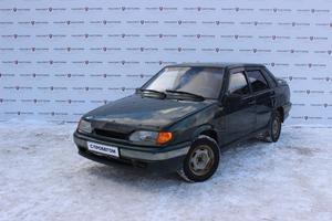 Авто ВАЗ (Lada) 2115, 2003 года выпуска, цена 76 200 руб., Москва