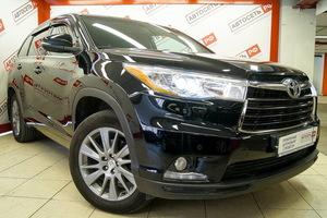 Авто Toyota Highlander, 2014 года выпуска, цена 2 275 000 руб., Казань