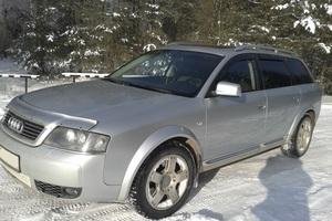 Автомобиль Audi Allroad, хорошее состояние, 2004 года выпуска, цена 580 000 руб., Десногорск