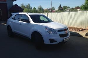 Автомобиль Chevrolet Equinox, хорошее состояние, 2010 года выпуска, цена 850 000 руб., Нижний Новгород