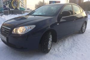 Подержанный автомобиль Hyundai Elantra, отличное состояние, 2008 года выпуска, цена 374 000 руб., Магнитогорск