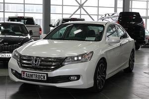 Авто Honda Accord, 2014 года выпуска, цена 1 385 000 руб., Москва